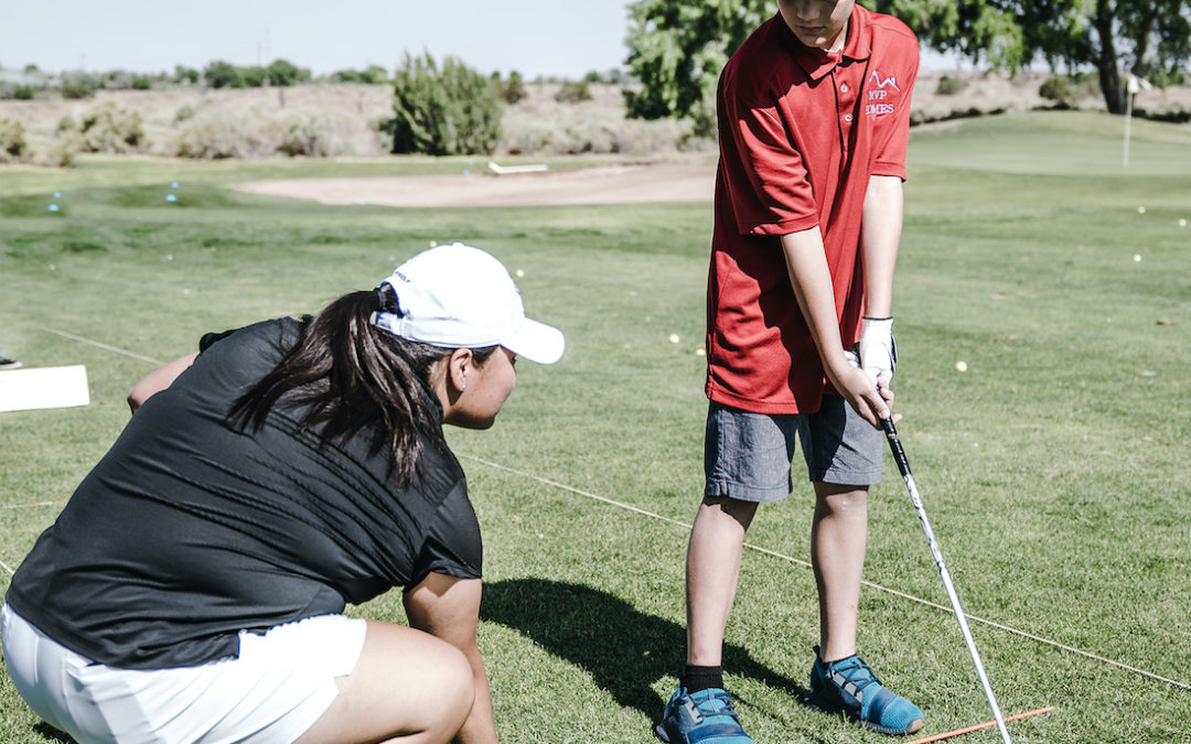 Benefits of Teens Learning to Play Golf