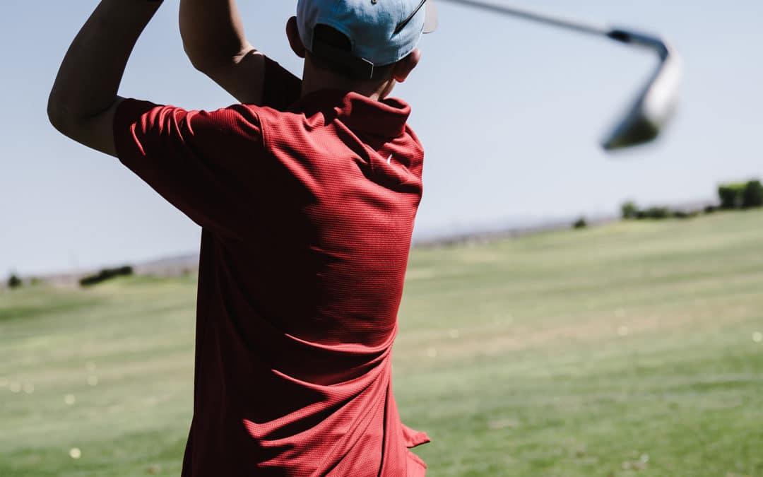 Teaching Children to Play Golf